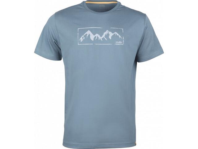 High Colorado Garda 5 T-Shirt Homme, orion blue